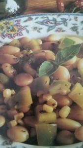 insalata di fagioli bianchi