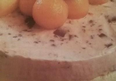 semifreddo di anguria e melone
