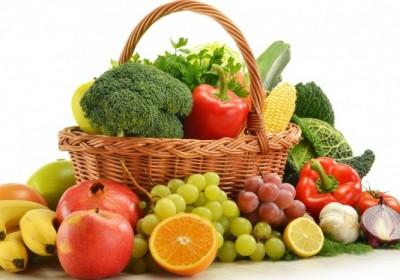 frutta e verdura in agosto